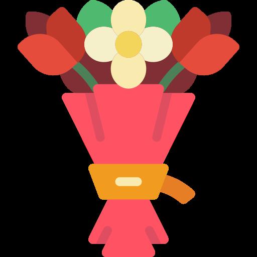 illustrazione di composizione floreale