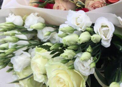 rose per matrimonio