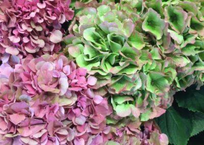 bouquet di fiori per allestire le nozze