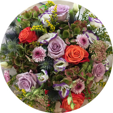 composizioni floreali moderne